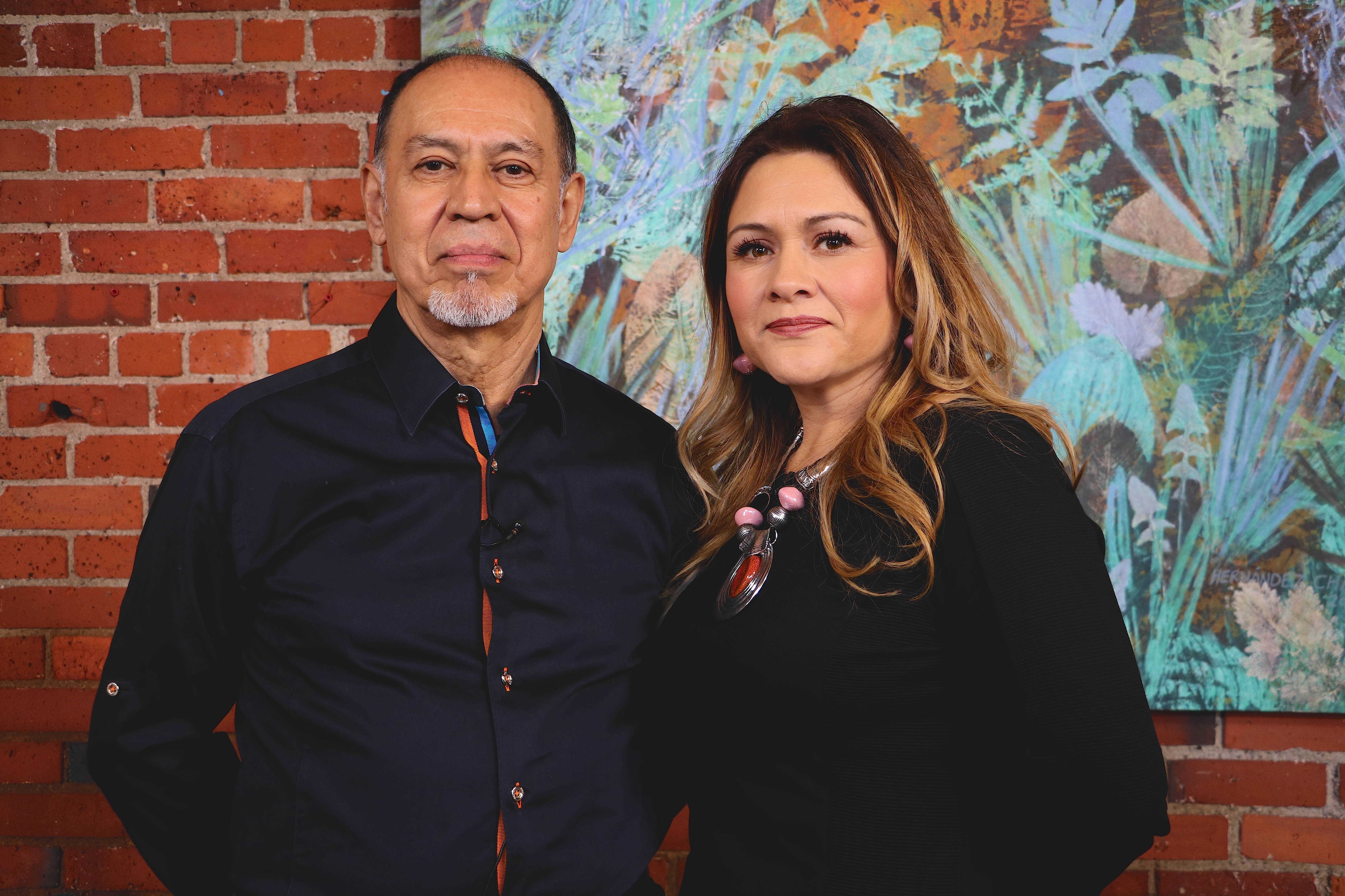 Artist/muralist Carlos Hernández Chávez is a leader in the Hartford arts community. His artwork is on display in private and public across the globe.