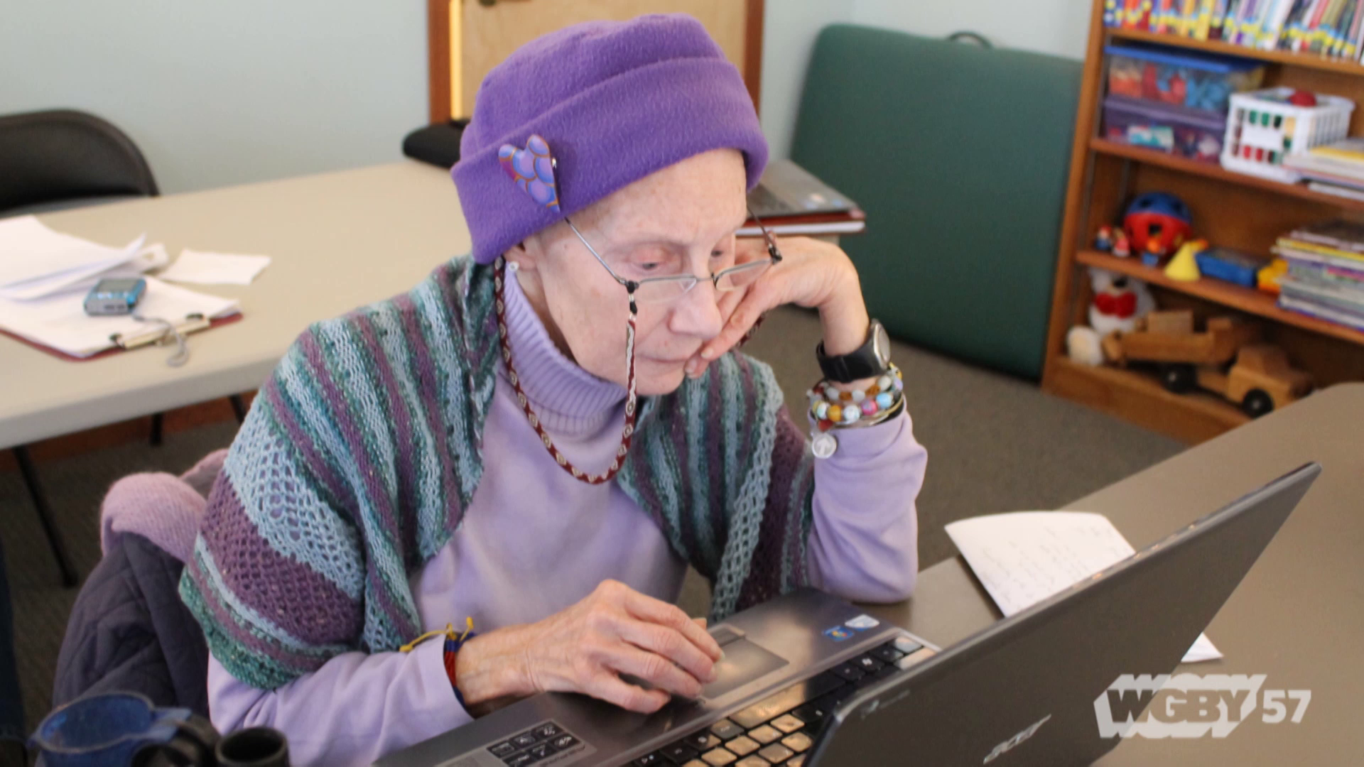 Celebrate the memory of Judy Allen, who passed away due to cancer. This digital story Allen herself created showcases her strength as she accepted her difficult diagnosis and her passion as lived her very best life.