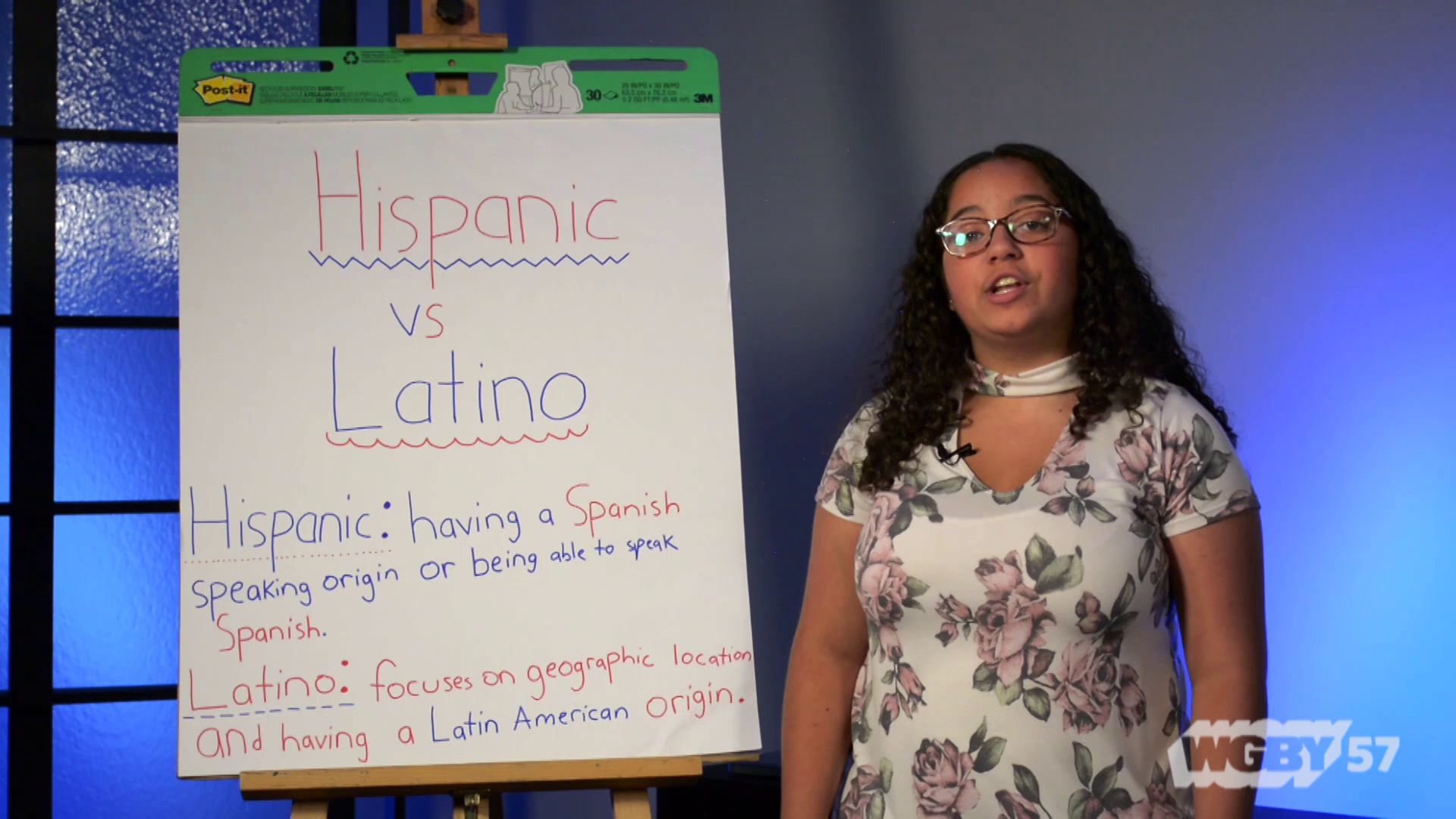 """What's the difference between """"Hispanic"""" & """"Latino""""? Janis Negron explores the terminology and takes to the streets to see which one people prefer."""